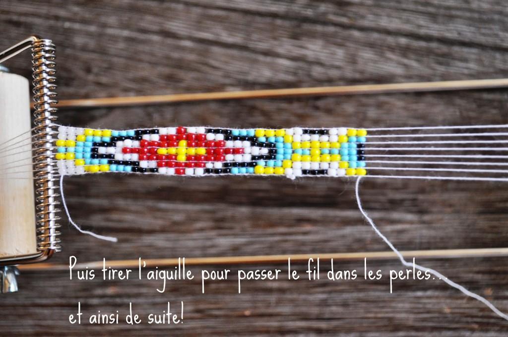 Berühmt DIY : le bracelet de perle Navajo - ElsaMuse - DIY, Stop Motion & Mode KH78